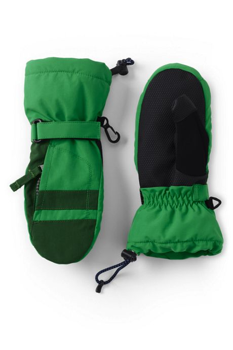 Boys Squall Waterproof Insulated Winter Mittens
