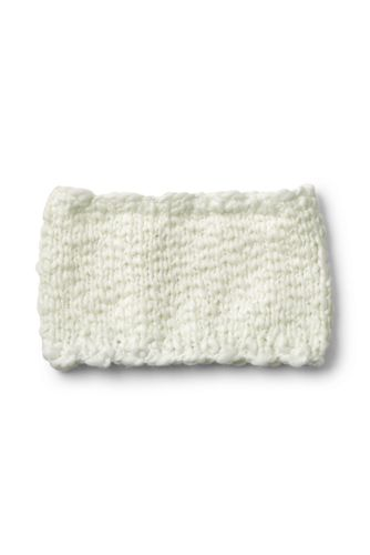 Girls' Chunky Knitted Neckwarmer