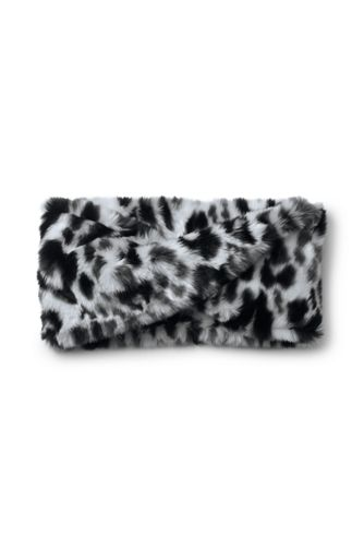 Girls' Faux Fur Neckwarmer