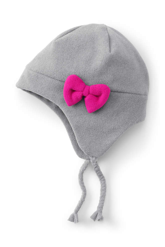Girls ThermaCheck 200 Fleece Hat, Front