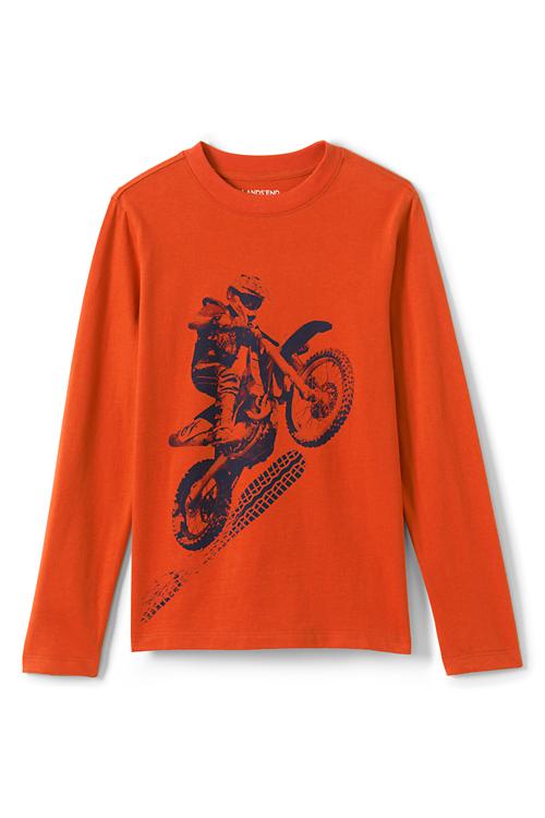Langarm-Grafik-Shirt Preisvergleich