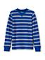 Le T-Shirt Gaufré Rayé à Manches Longues, Tout Petit Garçon