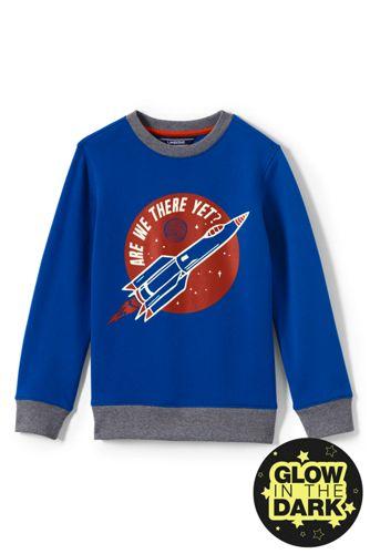 Toddler Boys' Graphic Sweatshirt