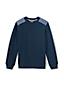 Le Sweatshirt avec Patchs Matelassés, Garçon