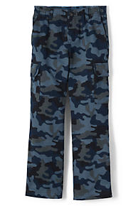 bbc7af559d05 Boys Iron Knee Camo Pull On Cargo Pants