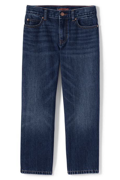 Boys Iron Knee Relaxed Fit Jeans