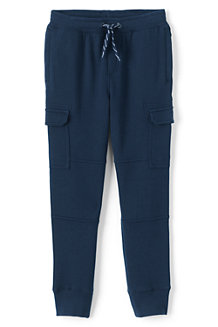 Boys' Iron Knee Cargo Sweatpants