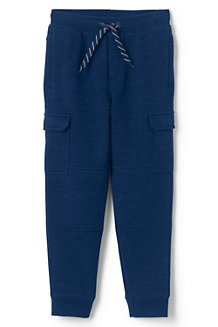 Boys' Iron Knees Cargo Sweatpants