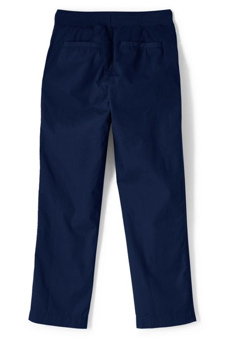 Boys Iron Knee Pull On Pants