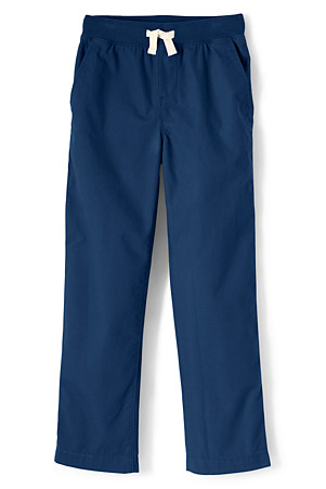 1f4d06499 Boys' Iron Knees Pull-on Trousers | Lands' End