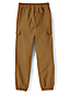 Little Boys' Iron Knees Woven Cargo Joggers