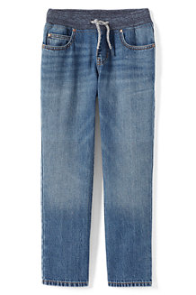 Boys' Iron Knees Pull-on Jeans