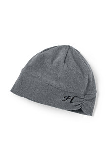 Women's Fleece Ruched Hat
