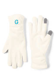 Women's 100 Fleece Ruched EZ Touch Gloves