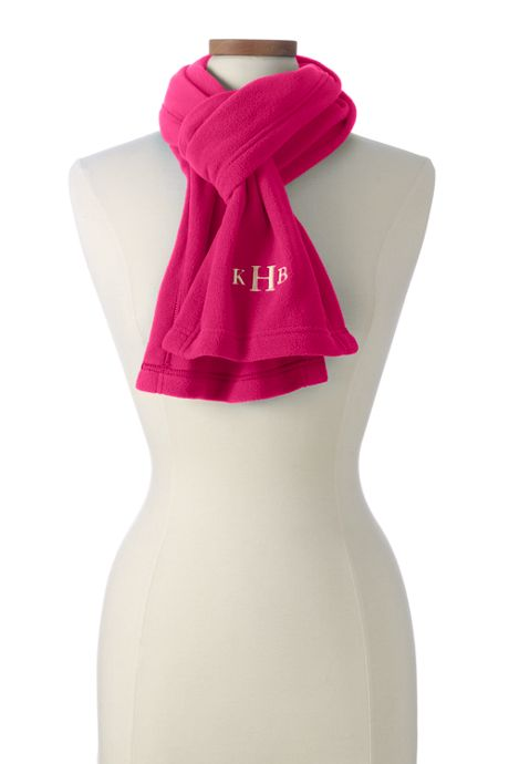 Women's Fleece Winter Scarf