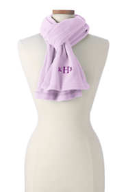 Women's 100 Fleece Scarf