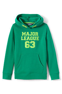 Boys' Hooded Sweatshirt