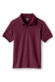 Kids Short Sleeve Rapid Dry Polo Shirt