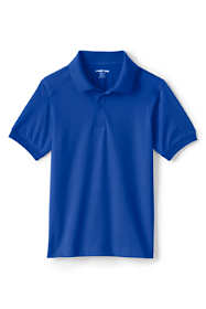 School Uniform Little Kids Rapid Dry Active Polo