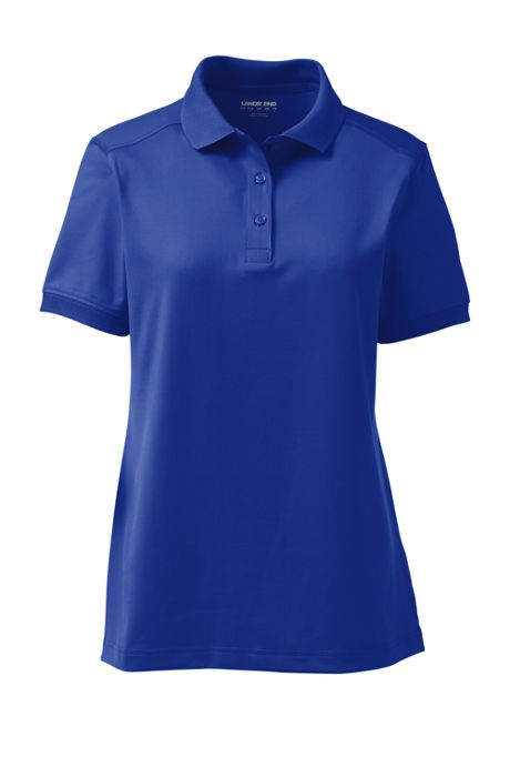 Women's Short Sleeve Rapid Dry Polo Shirt