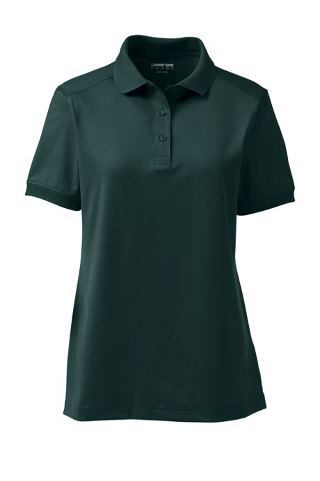 School Uniform Women's Rapid Dry Active Polo