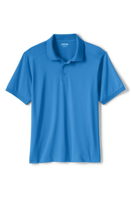 Men's Short Sleeve Rapid Dry Polo Shirt