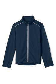 School Uniform Little Boys Active Track Jacket
