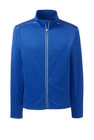 School Uniform Men's Active Track Jacket