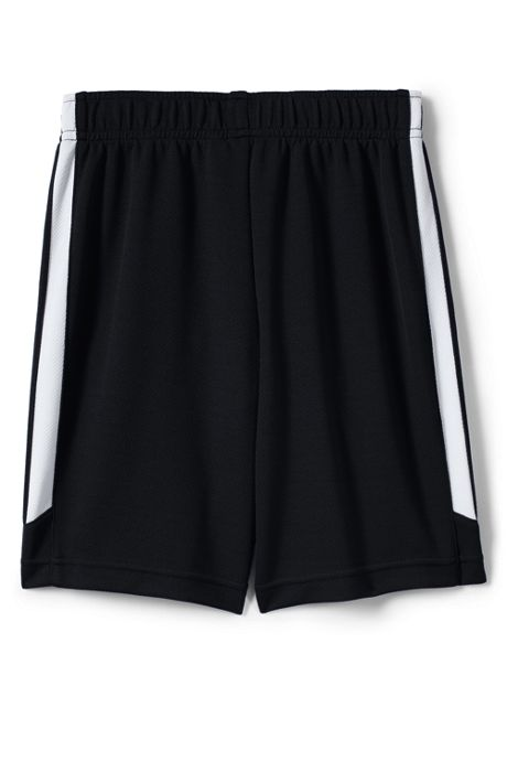Boys Mesh Athletic Gym Shorts