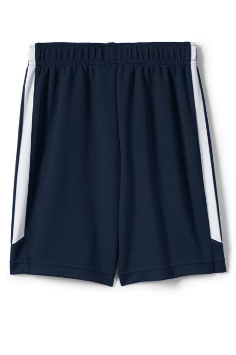 Little Boys Mesh Athletic Gym Shorts