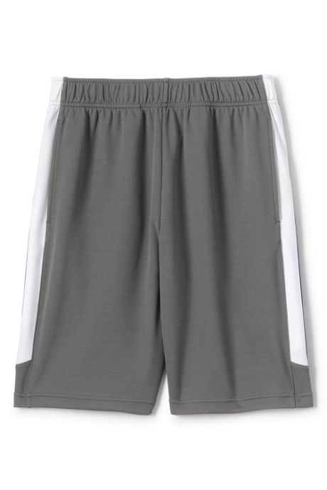 School Uniform Men's Mesh Athletic Gym Shorts