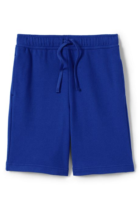 School Uniform Boys French Terry Shorts