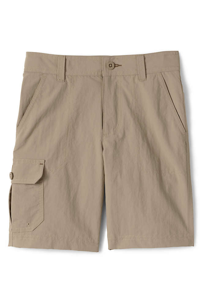 School Uniform Boys Shake Dry Shorts, Front