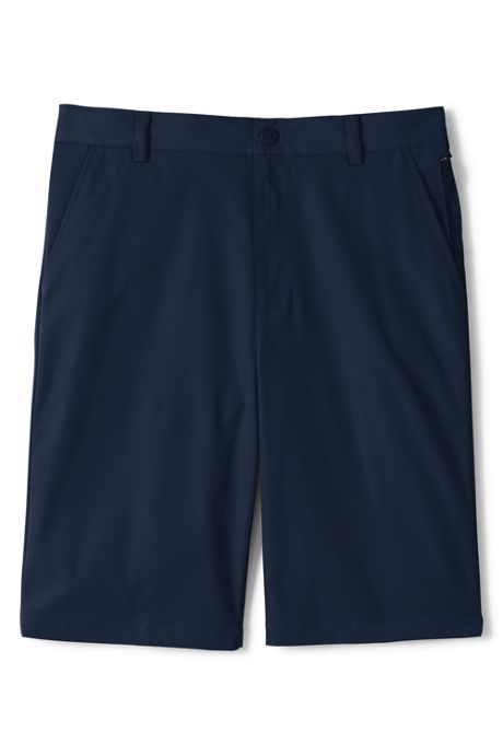 School Uniform Men's Active Chino Shorts