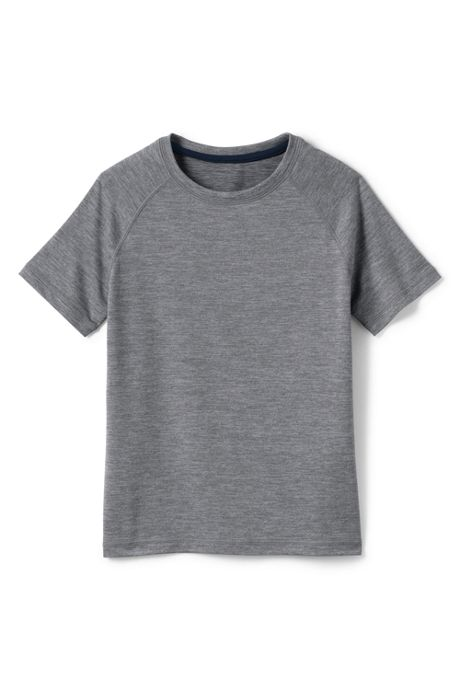 Boys Short Sleeve Active Tee