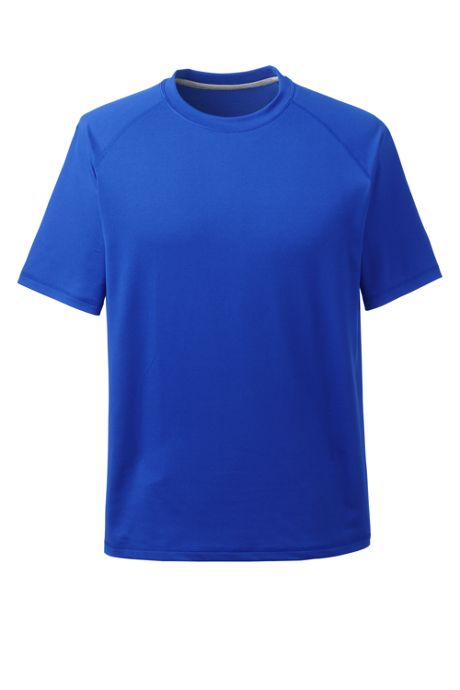 Uniform Men's Short Sleeve Active Gym T-shirt