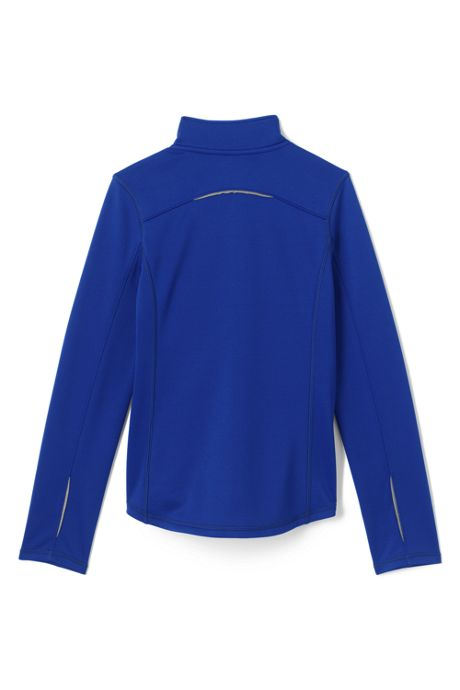Girls Active Track Jacket