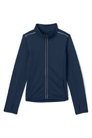 Little Girls Active Track Jacket