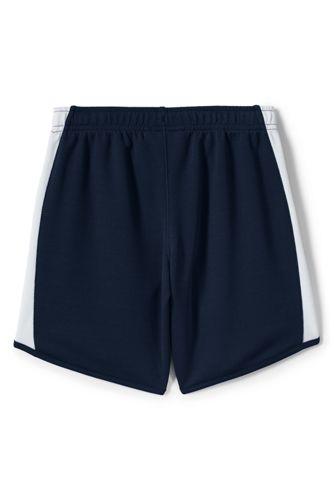 Girls Mesh Athletic Gym Shorts