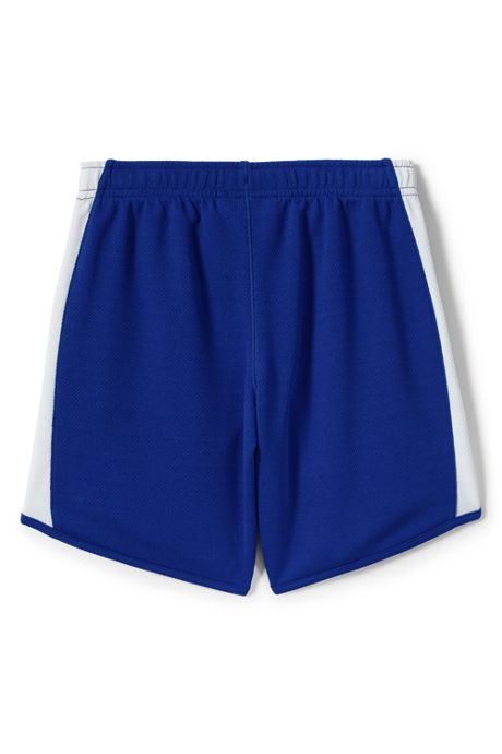 School Uniform Girls Mesh Athletic Gym Shorts