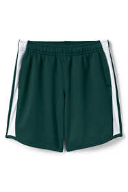 Girls Mesh Athletic Gym Shorts