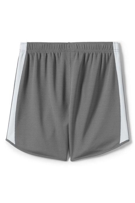School Uniform Women's Mesh Athletic Gym Shorts