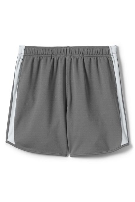School Uniform Women's Mesh Athletic Gym Shorts