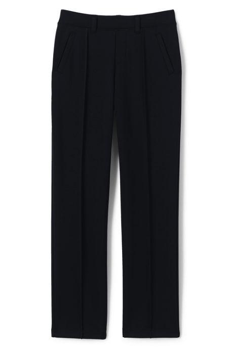 School Uniform Girls Ponte Pants