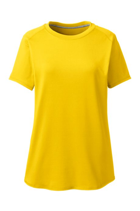 Women's Short Sleeve Active Gym T-shirt