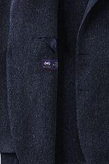 Jersey Tweed Sportcoat 486541: Navy