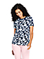 Women's Short Sleeve Supima Print T-shirt