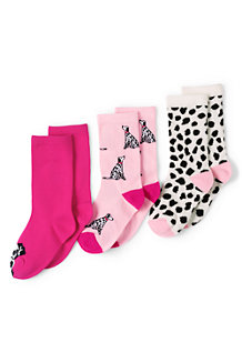 Girls' Novelty socks 3PK