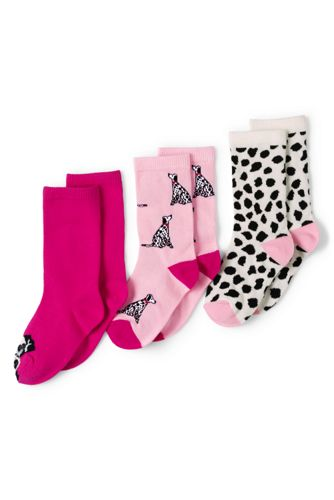 Girls' Novelty socks 3-pack