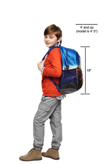 Kids Photo Real Backpack